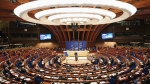 General view of the Council of Europe parliamentary assembly in Strasbourg, eastern France (AFP Photo / Frederick Florin)