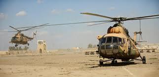 iraq helecopter