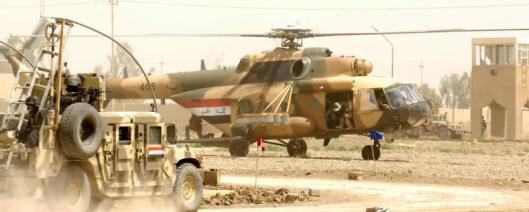 Exercise Lion's Leap continues for Iraqi military