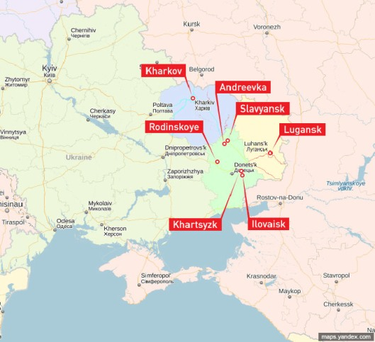map-of-dissidents-from-NATOnazi-in Kiev