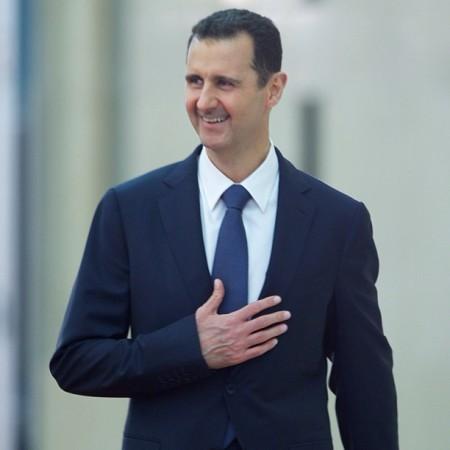 President Assad-Laylat Al-Qadr Iftar-2