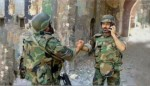 بالفيديو/عملیات الجیش للدخول الى مدينة حمص القديمة