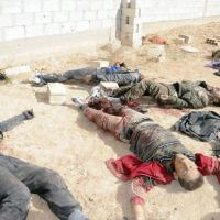 Syrian Army ambushes foreign mercenaries in Adra area, kills 20 and arrests many others ~ Special SAA operations against criminal gangs ~ Terrorists killed themselves by own car-bomb