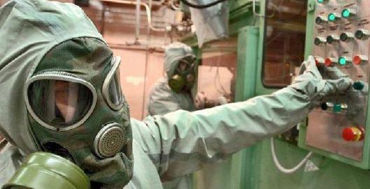 Turkey behind Syria sarin attack