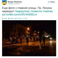 Bloody clashes in Ukraine's Mariupol: Kiev's NATO-puppets killed 3 and injured 13 anti-govt protesters (+4 Vids)