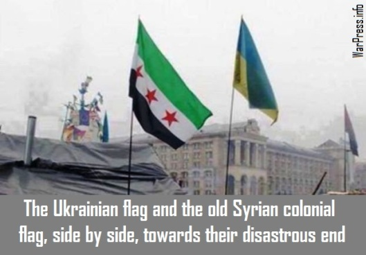 Ukrainian-and-Syrian-Rats-Flags-side-by-side-622x433