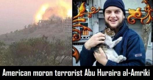 american-moron-terrorist-Abu Huraira al-Amriki