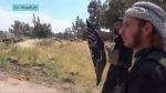 armas químicas contra el Ejército sirio