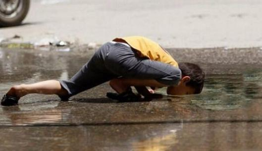 cut off water to 3 million people in Aleppo-1