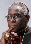 Guinean Cardinal Robert Sarah