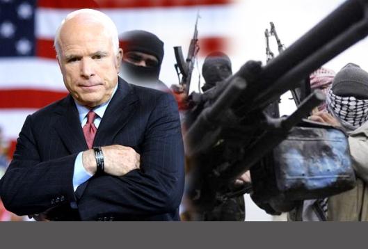 McCain-al-Qaeda-Síria-Obama