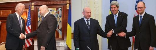 western backed Ukrainian regime