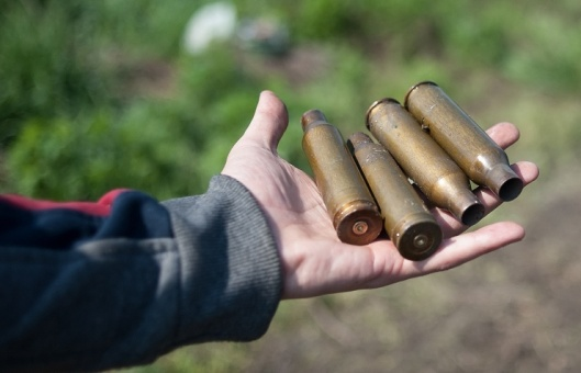 ammo banned by international conventions