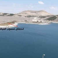 Confirmed: Ankara suspends pumping Euphrates' water