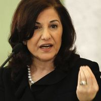"""President advisor, Bouthaina Shaaban: """"Syrian people not only voted for President Bashar al-Assad, they voted against foreign intervention"""""""