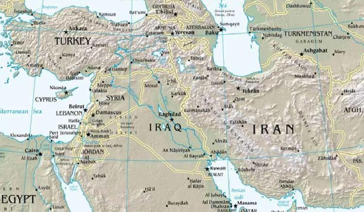 Euphrathes-Tigris Basin