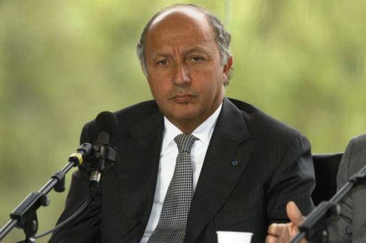 Laurent Fabius, Zionist scumbag of France