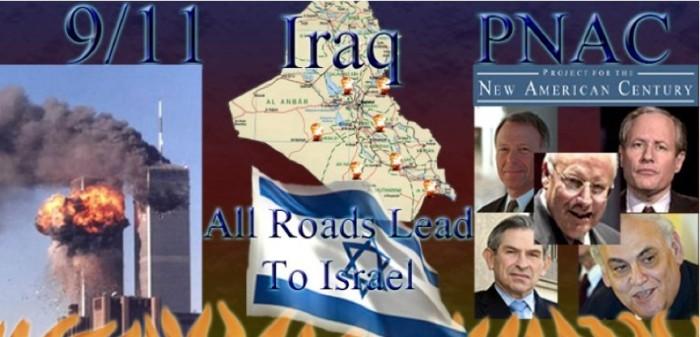 Iraq - All Roads Lead To The Zionist Entity