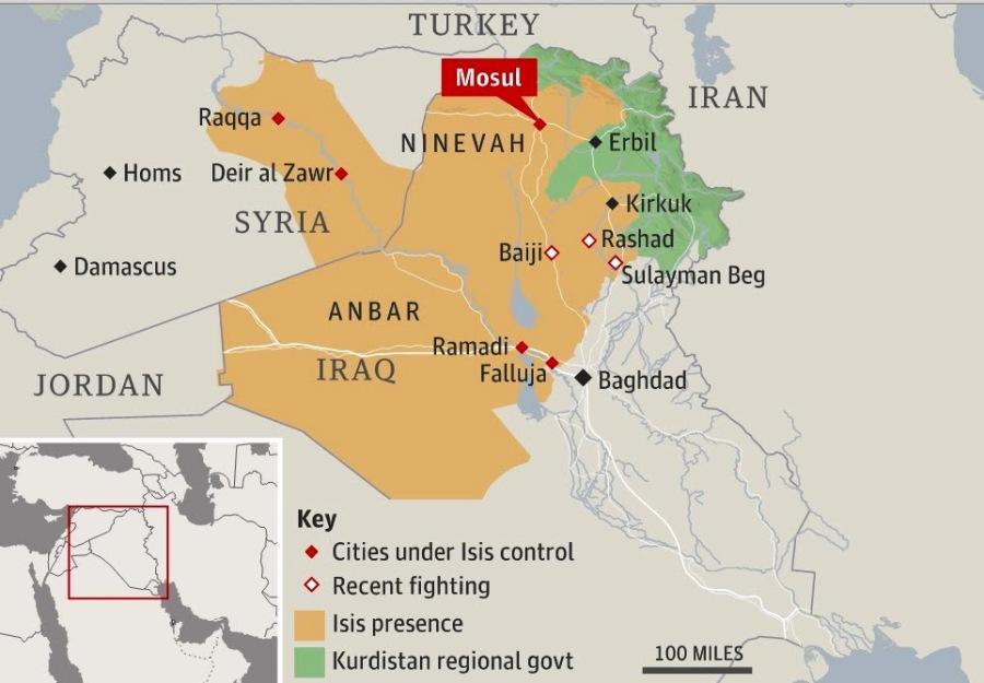 Iranian-Syrian trade and logistics.