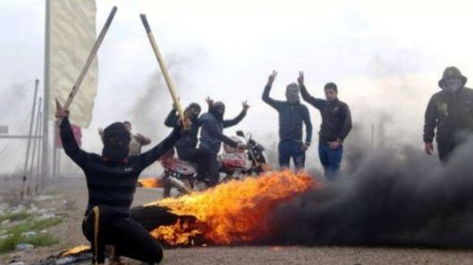 Takfiri militants operating in Iraq