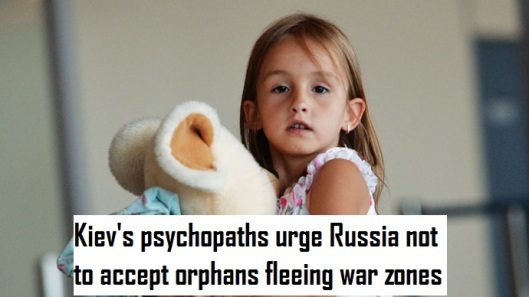 A young Ukrainian refugee-2