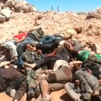 ISIS Jihadist-Mercenaries Hideous Massacre at the Syrian Gas Field of Sha'er: VIDEO UPDATE ~ GRAPHIC