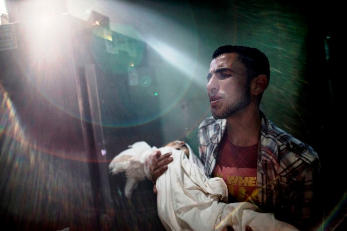 Gaza-Zionist-crimes-against-humanity
