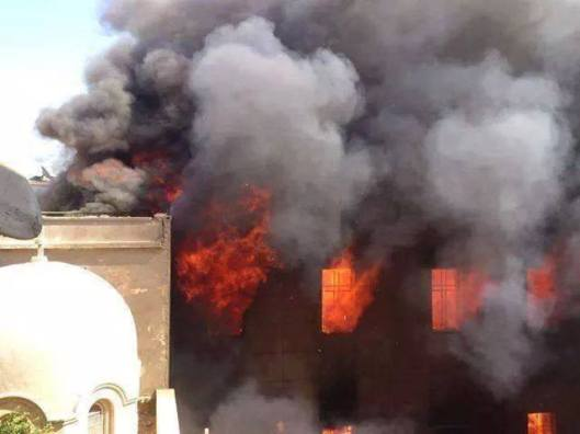 ISIS-MOSUL-Cattedrale-Siriana