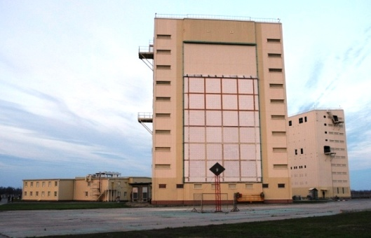 Missile attack warning stations Voronezh-DM in Krasnoyarsk and Altai territories
