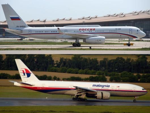 Russia-Malaysia-Aircrafts