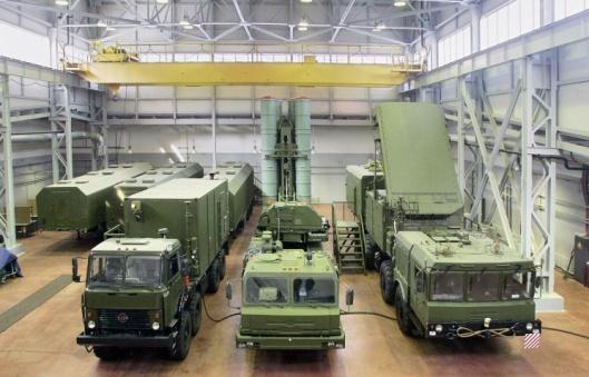 Russia government grants $441 million state guarantees to 4 major military enterprises