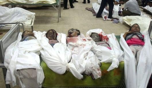 Gaza civilian death toll rises at alarming rate of 1500