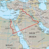 Ethnic Cleansing Planned in the Middle East? The Israeli Dream