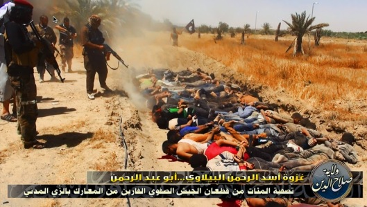 Mossad-led ISIS killing Moslems