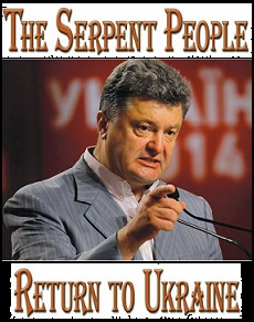 Serpent People Return Ukraine
