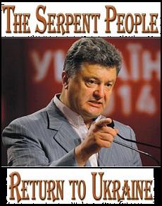 Serpent People Return Ukraine