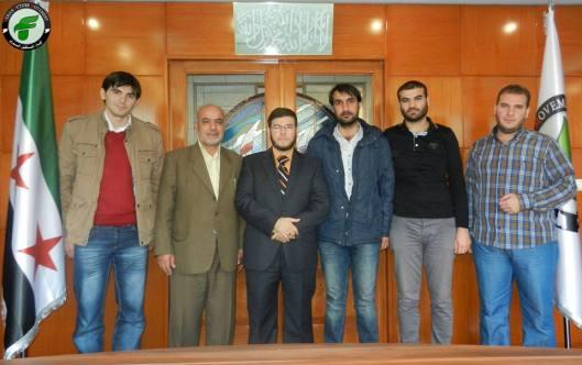 Mehdi Dawood, Chairman of the Association El Nour