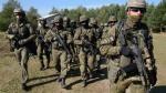 Polish servicemen