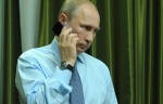 Putin-at-phone-