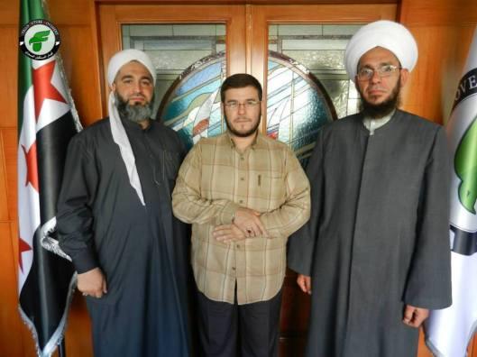 Sharif Sheikh Ahmad Al-Aloisi Basil