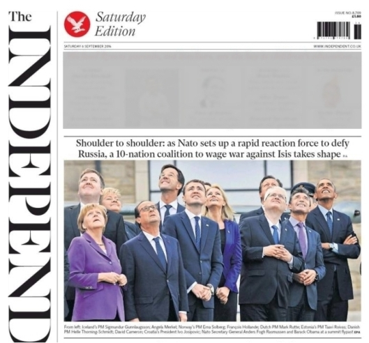 The Independent, 6 September 2014