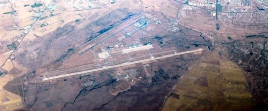 US warplanes to fly from Iraqi air base