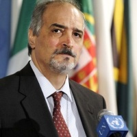"""President al-Assad: """"Combating terrorism cannot be carried out by states that contributed to establishing terrorist organizations"""" ~ Al-Jaafari: """"There is complete coordination between Damascus and Moscow on all levels"""""""