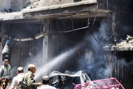 Homs-Blast