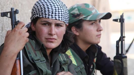 Kurdish Women Warriors - http://pukcc.net/en/kurdish-women-warriors/