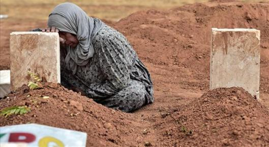 mother of Syrian Kurdish-2