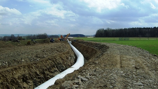 Ostsee Pipeline Anbindungs-Leitung