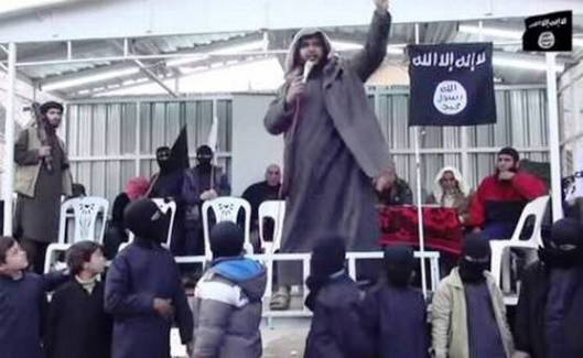 Daesh Terrorists Torturing and Abusing Children