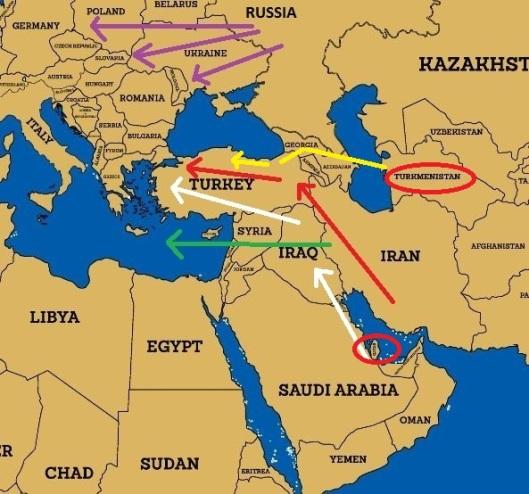iran-pipelines