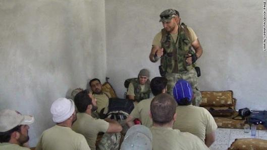 Libyan_Terrorists_In_Syria_Mahdi al-Harati